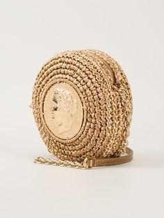 Dolce  Gabbana crochet bag