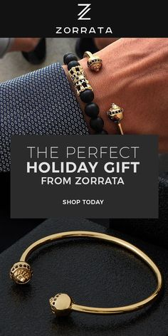 Find him the perfect gift from Zorrata this holiday season. Shop at zorrata.com