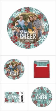 Rustic Barnwood Christmas Cheer