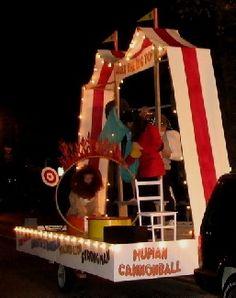 Circus Float Ideas | circus float - Bing Images