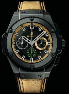 Hublot King Power Usain Bolt~ Men's Watches