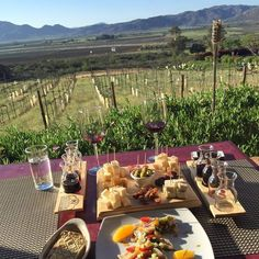 This could be you! Baja Wine, Cheese, Bread and an extraordinary view included! Fall in love at the #BajaCalifornia Wine Country, explore it today! www.DiscoverBajaCalifornia.com (Adventure by Danny)
