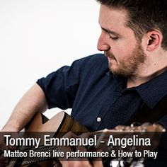 "New article on MusicOff.com: Matteo Brenci plays ""Angelina"". Check it out! LINK: http://ift.tt/298tju5"