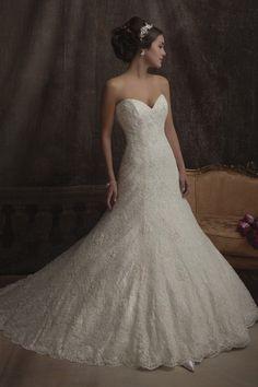 Style C7914 💟$246.99 from http://www.www.queenose.com   #weddingdress #bridal #style #mywedding #bridalgown #wedding
