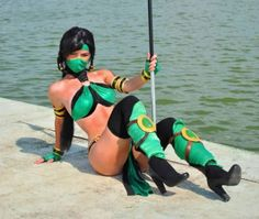 30 Best Jade Of Mortal Combat Is A Fan Zi Stylist Images