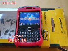 Otterbox Commuter Full Block Blackberry Gemini 8520 Aries 8530 Kepler 9300 Jupiter 9330 Silicone MERAH (RED) - Hard Case HITAM (BLACK) | HARGA : Rp 37.000,- | KODE BARANG : 1090 | +62-896-1718-8610 | Toko Online Rame - @rameweb