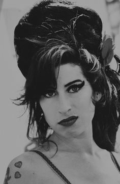 The incomparable Amy Winehouse ~we all miss you