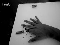 Verbazingwekkende 3D tekeningen van Fredo - Froot.nl