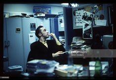 TV presenter Mark Lamarr, at the NME offices in London, United Kingdom, Michael Weatherly, Michael Fassbender, Mark Strong, Blackadder, Jason Isaacs, Mark Harmon, Bbc Tv, Colin Firth, London United