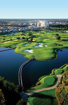 Did you know that ReunionTM Resort has three championship golf courses designed by legends Arnold Palmer, Jack Nicklaus and Tom Watson? Reserve your priority position today: http://www.reunionwest.com/en/