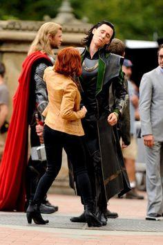 scarlett johansson the avengers  | 海外のイケメン画像貼ってこうぜ|ねむ速 - 画像系2 ...
