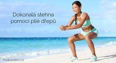 Dokonalá stehna pomocí plié dřepů | ProKondici.cz
