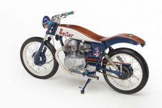 """Honda CB400N """"Sailor"""""""