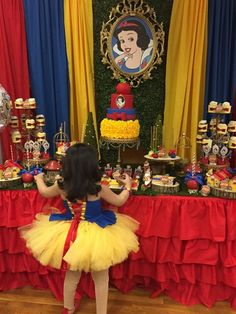 ~ Pin on Birthday Cakes ~ Jan 2020 - Trendy Birthday Decorations Princess Snow White Ideas Disney Princess Birthday Party, 2nd Birthday Parties, Baby Birthday, Cinderella Birthday, Birthday Celebrations, Birthday Ideas, Princess Party Decorations, Birthday Party Decorations, Birthday Centerpieces