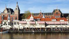 Loetje Centraal Amsterdam terras