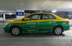 taxi meter thailand