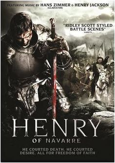 henry of navarre- a good historical movie that you don't get bored in any minute of it