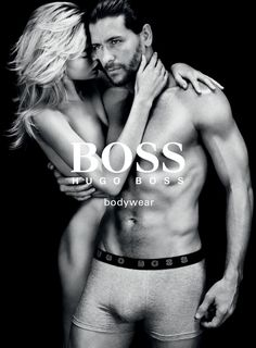 Christian Anwander - Hugo Boss Black 2012 Bodywear