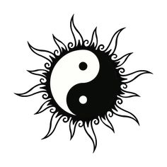 sun and moon together drawings - Google Search