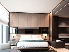 Bedroom - Gideon Wonen, Mathenesserlaan 397 A