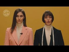 FASHION FORMAT. TURORIAL. RETRO STYLE.CLEVER CARE. 1. How to care for your tailoring | Stella McCartney - YouTube