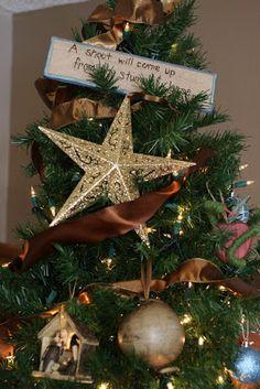 The Domestic Notebook: advent jesse tree - ornament ideas