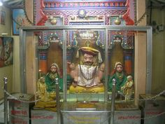 Khandoba Mandir is the temple where Mahalsapati first welcomed #Sai Baba and recognized that He is no ordinary saint.