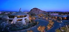Valentine's Day dining in Greater Phoenix:  Top of the Rock at the Phoenix Marriott Tempe at The Buttes