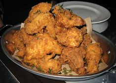 Thomas Keller's Fried Chicken -Maybe one day when I'm feeling brave and have a lot of time on my hands...