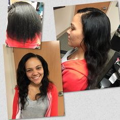 Virgin Brazilian by Styled at Hair Splendor Beauty Supply/ Before After Hair, Beauty Supply, Hair Beauty, Black, Style, Swag, Black People, Outfits