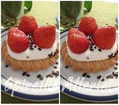 Spirellis Allerlei: {Süße Kleinigkeiten} Erbeerworkout #4 > Der Minikuchen