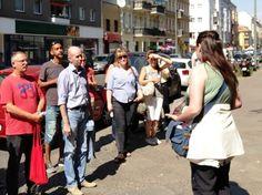 Betriebsausflug: Interessante Geschichten über Charlottenburg, verbunden mit einem kulinarischen Rundgang. Wer mehr wissen möchte:http://www.eat-the-world.com/sightseeing-tour-stadtrundgang-berlin/booking/berlin-charlottenburg-tour.html ...