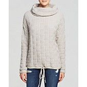 Bella Luxx Pullover - Oversize Funnel Neck