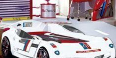 Cama coche Biturbo Biconcept blanco
