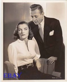 Ella Raines busty, George Raft VINTAGE Photo Dangerous Profession in Collectibles, Photographic Images, Contemporary (1940-Now) | eBay