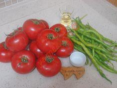 Kışlık Konserve Menemen İçin Gerekli Malzemeler Vegetables, Food, Essen, Vegetable Recipes, Meals, Yemek, Veggies, Eten