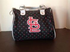 St Louis Cardinals Baseball Purse Handbag Small Gift Tote MLB