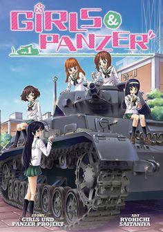 Girls und Panzer Graphic Novel 1