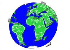 Planet football - copyright by Stephff - stephff@loxinfo.co.th