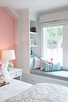 25 Stuning Tween Girls Bedroom Ideas T Teenage Girl Bedrooms Bedroom bedroomdecor bedroomdecorideas Girls Ideas Stuning Tween Girls Bedroom Colors, Girl Bedroom Designs, Teen Girl Bedrooms, Teen Bedroom, Modern Bedroom, Bedroom Decor, Girl Rooms, Bedroom Furniture, Modern Girls Bedrooms