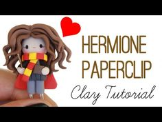 Hermione Paperclip Tutorial | Collab with Bunny and Me Show - YouTube