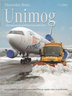 Truck Brochure - Mercedes Benz - Unimog Airport Snow Plow