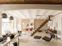 open white interia