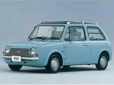 renault 4 (nissan pao)... http://www.isize.com/carsensor/s/nissan/pao/