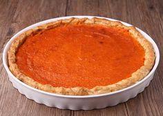 Sweet Potato Pie (Süßkartoffel-Kuchen)