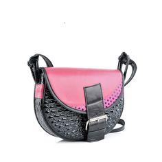 Kožená kabelka 6st-01-5-041