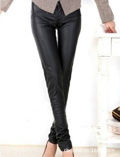 Finally found some leather pants that I like!
