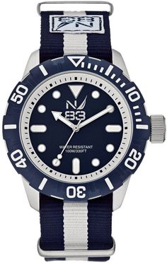 Nautica Men's N09646G Stainless Steel Watch