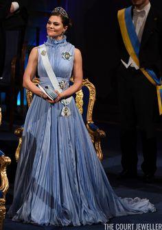 Nobel Jewels 2017: Crown Princess Victoria   The Court Jeweller