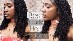 Top 5 Favorite Natural Hair Products for Long Moisturized Curls! – Whimwave #haircare #blackhair #naturalhair #curlyhair